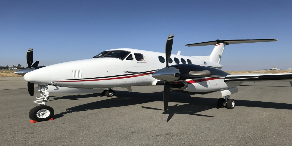 2013 Beechcraft King Air 250 for Sale